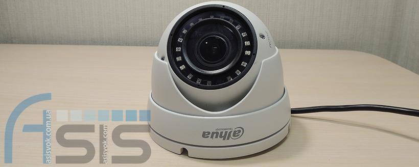 Відеокамера HDCVI 4 Мп DH-HAC-HDW1400RP-VF