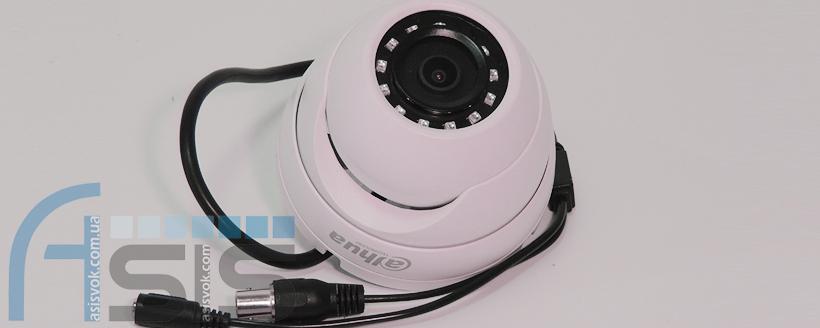 Камера відеоспостереження Dahua DH-HAC-HDW1200MP-S3