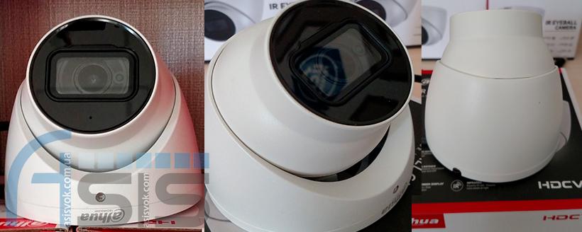 Аналогова 8 МП камера відеоспостереження Dahua HAC-HDW2802TP-A