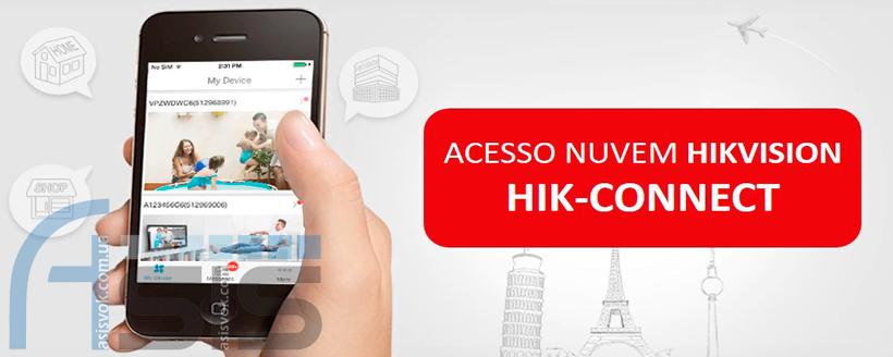 Hik-Connect. Реєстрація, налаштування.