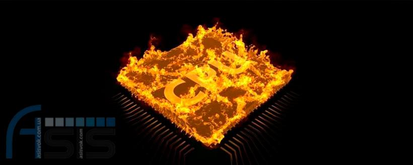 Якою повинна бути температура комп'ютера і ноутбука?
