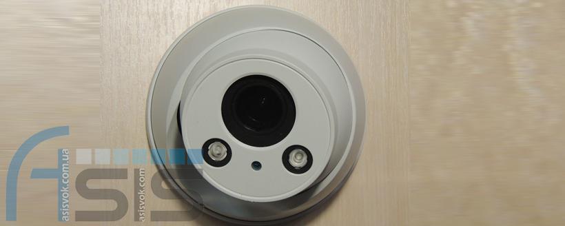 4 МП HDCVI WDR відеокамера DH-HAC-HDW2401RP-Z.