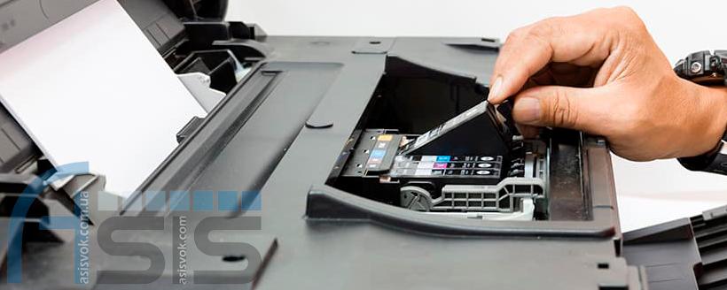 Як відновити роботу принтера після простою?