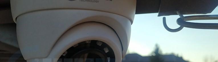 Встановлення відеоспостереження дома.