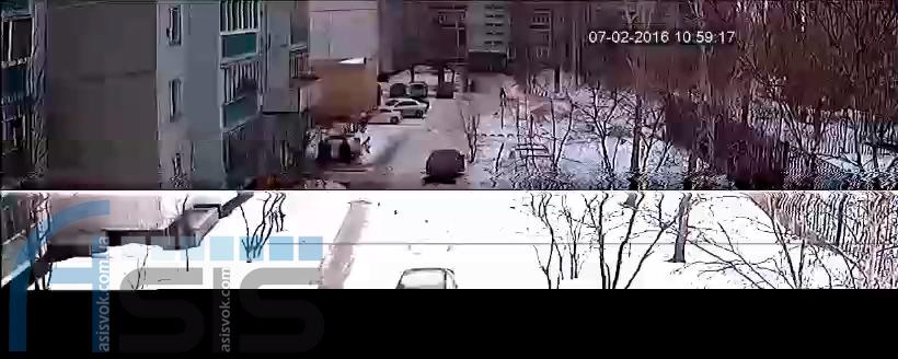 Перешкоди на камерах відеоспостереження.