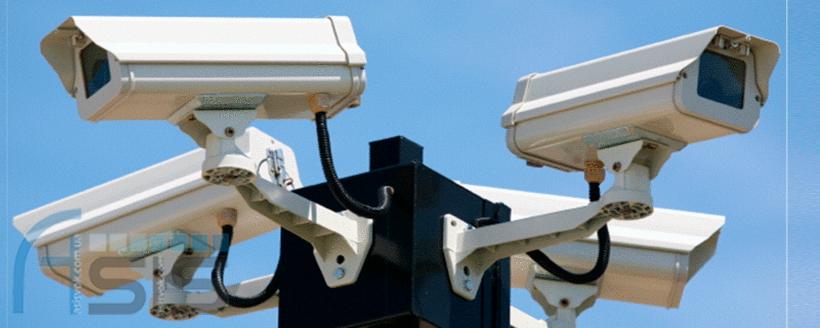 Вулична камера відеоспостереження, зовнішні відеокамери спостереження.