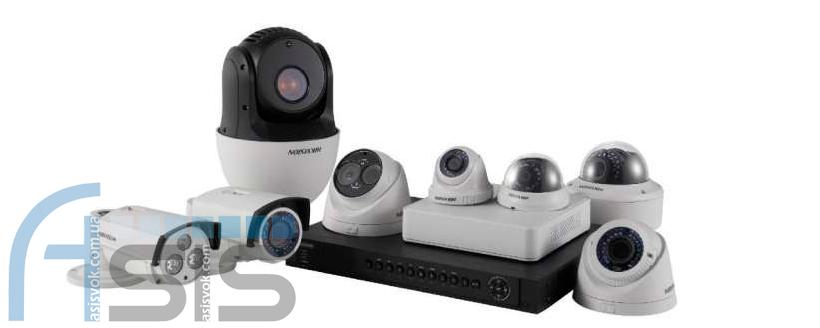 Налаштування ip-камер Hikvision