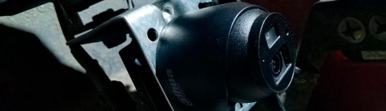 Відеоспостереження для грузового автомобіля