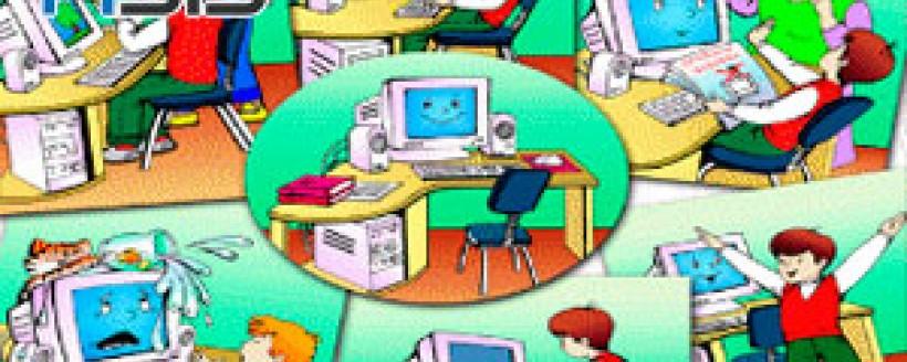Правила користування комп'ютером